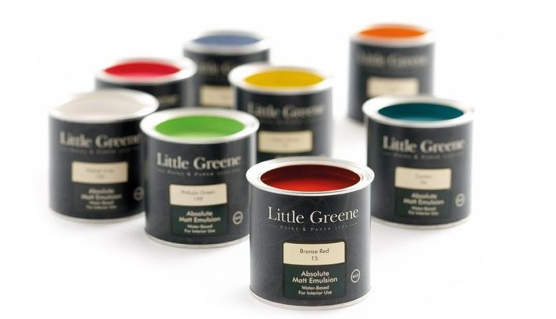 Magasin de Peinture Little Greene Paris 92